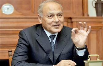 أبو الغيط يجدد الدعوة إلى وقف القتال في الأراضي الليبية