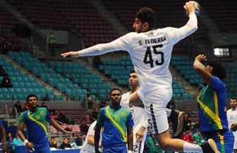 مصر تواجه أنجولا في ختام ربع نهائي أمم إفريقيا لكرة اليد اليوم