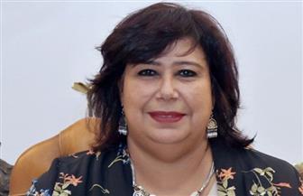 """وزيرة الثقافة في احتفالية """"حدوتة مصرية"""": تدريب الموهوبين بأساليب أكاديمية يعمل على حفظ الهوية"""
