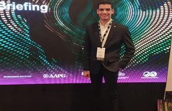 فوز طالب بجامعة السويس بمسابقة المؤتمر الدولي لتكنولوجيا البترول بالسعودية