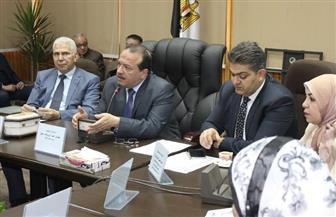 رئيس جامعة طنطا: دعم كلية الطب للنهوض بالمنظومة التعليمية والصحية | صور
