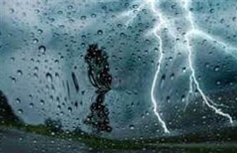 """أمطار رعدية وتساقط لـ""""البرّد"""" على شمال سيناء"""