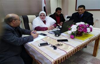 غرفة تعليم كفر الشيخ: أولياء أمور يعتدون على ملاحظين وإلغاء امتحان 4 طلاب مشاغبين| صور