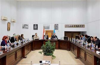 وزيرا السياحة والإعلام يناقشان خطة حملة ترويج افتتاح المتحف المصري الكبير | صور