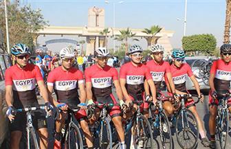 قائمة منتخب مصر للدراجات المشاركة في طواف السعودية