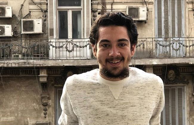 وفاة الكاتب الشاب محمد حسن خليفة إثر أزمة قلبية في معرض الكتاب