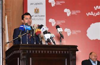 وزير الرياضة: مصر ستبهر العالم خلال تنظيم أول ألعاب إفريقية للأوليمبياد الخاص | صور