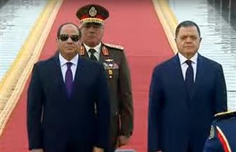 بدء فعاليات الاحتفال بعيد الشرطة الـ68 بحضور الرئيس السيسي