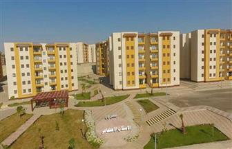 الانتهاء من تنفيذ 34536 وحدة إسكان اجتماعي بمدينة حدائق أكتوبر