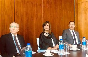 وزيرة الهجرة: نسعى للترويج لمنتجاتنا التراثية عالميا بمشاركة المصريين في الخارج | صور