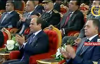 """رجال مكافحة الإرهاب: """"اللي هيقرب من مصر هنشيله من على وش الأرض"""""""