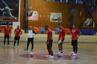 إعلان قائمة منتخب الصالات في بطولة إفريقيا بالمغرب | صور