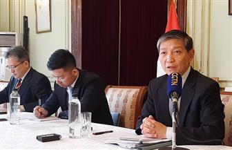 سفير الصين: نشرنا إرشادات للصينيين الراغبين في السفر إلى مصر.. والحكومة تمنع سفر من لديهم أعراض فيروس كورونا