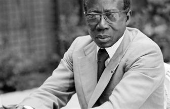"""""""رافاييل ناضار"""" في معرض الكتاب: ليوبولد سنجور تأثر بمملكة الطفولة ورفض الظلم لإفريقيا"""