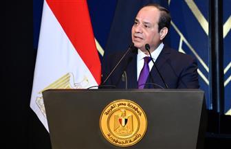 الرئيس السيسي: 25 يناير فرصة لاستعادة الذكريات وتدبر المعاني القيمة والنبيلة