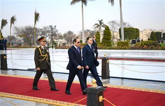 الرئيس السيسي في عيد الشرطة: ما تحقق من إنجازات سيكون منطلقا نحو البناء