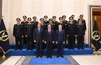الرئيس السيسي: العالم يرى الآن كيف تحولت مصر إلى واحة أمن وأمان