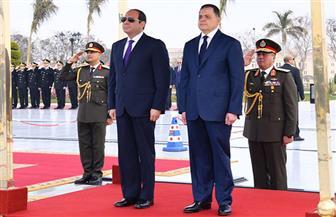 الرئيس السيسي: عيد الشرطة ليس مقصورا على رجالها.. إنما هو عيد لكل المصريين