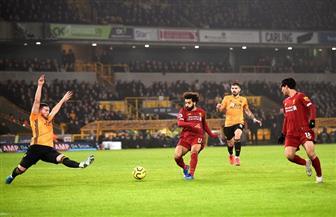 هدف فيرمينو يمنح ليفربول فوزا مهما على وولفرهامبتون بحضور صلاح | صور