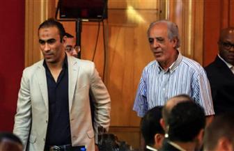 عبد الحفيظ وعدلي يمثلان الأهلي في الاجتماع الفني لمباراة النجم