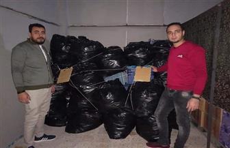 ضبط 8200 قطعة مخبوزات منتهية الصلاحية في أسواق طور سيناء