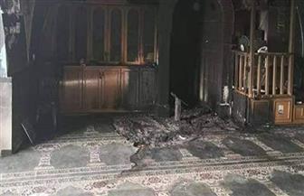 متطرفون يحرقون مسجدًا جنوب القدس المحتلة.. ومرصد الأزهر: اعتداء سافر على المقدسات | صور