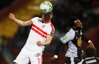 أمير عبدالعزيز: عدم استغلال الفرص أدى للخروج بنتيجة التعادل في مباراة الزمالك ومازيمبي