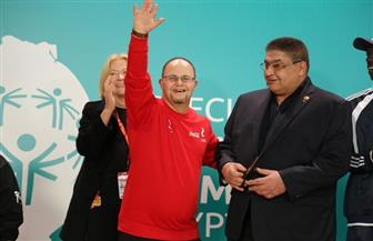 افتتاح برنامج الكشف الصحي على لاعبي الأولمبياد الخاص