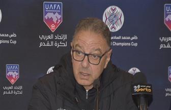 طلعت يوسف: المتأهل من الإسماعيلي والاتحاد في نهائي البطولة العربية