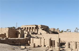 استعدادا لأول أوبرا تقام في معبد الحب الفرعوني.. محافظ قنا يتفقد دندرة | صور