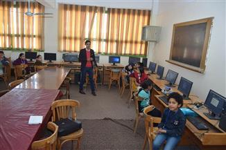 جامعة الطفل بسوهاج تستأنف أنشطتها العلمية | صور