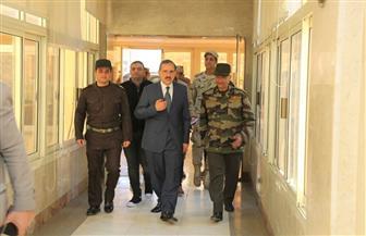 محافظ كفرالشيخ يتفقد المستشفى العسكري ويطمئن على مستوى الخدمات الطبية | صور