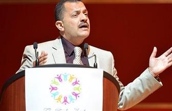 حسن  شهاب الدين: أسعدني فوز ديواني (كأول شاعر في الأرض) بجائزة أفضل ديوان في معرض الكتاب