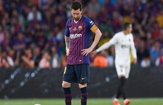 فالنسيا يذيق «كيكي» الخسارة الأولى مع برشلونة