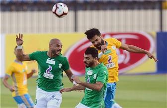 «أوكوي» يقود هجوم الاتحاد أمام الإسماعيلي بالبطولة العربية