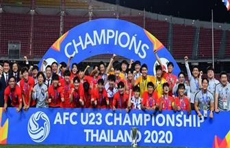 كوريا الجنوبية بطلا لكأس آسيا تحت 23 عاما على حساب السعودية