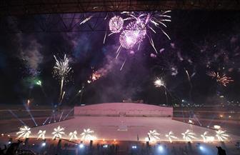 افتتاح مبهر للألعاب الإفريقية الأولى للأوليمبياد الخاص بالدفاع الجوى| صور