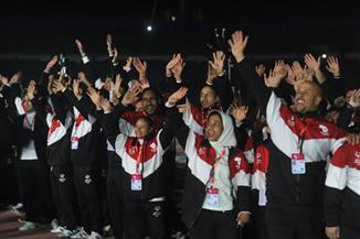 تشارلز نيامبي يشيد بحفل افتتاح دورة الألعاب الإفريقية للأوليمبياد الخاص