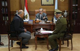 بدء الاستعدادات لانطلاق الموجة الـ 15 لإزالة التعديات على أملاك الدولة بكفر الشيخ | صور