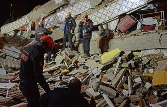 678 هزة ارتدادية أعقبت زلزال ألازيج في تركيا