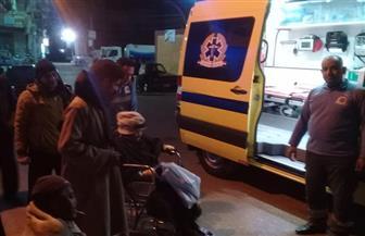 في استجابة سريعة لحالة إنسانية .. محافظ سوهاج يوجه بتقديم الرعاية اللازمة لسيدة مسنة تفترش الشارع | صور