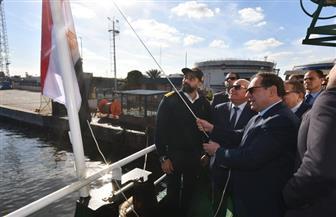 بتكلفة استثمارية بلغت 14 مليون دولار.. وزير البترول يدشن ناقلتين بحريتين جديدتين لتموين السفن