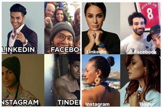 """""""دوللي بارتون"""" تحدي صور جديد على مواقع التواصل.. ومينا مسعود وسميث ورايا وآسر يشاركون"""
