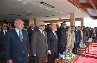 محافظ جنوب سيناء يشهد احتفالية عيد الشرطة | صور