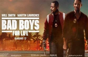 """""""باد بويز فور لايف"""" يحتفظ بصدارة إيرادات السينما في أمريكا الشمالية"""