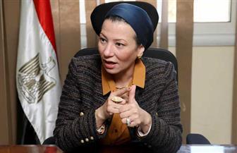 وزيرة البيئة: نسعى لتعميم مشروع محطة المعالجة المركزية للنفايات الطبية الخطرة بالغربية