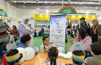 """ورشة عن """"كتابة القصة القصيرة للأطفال"""" بمعرض القاهرة الدولي للكتاب"""
