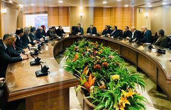 وزير السياحة والآثار يعقد لقاء موسعا مع قيادات الهيئة العامة للتنمية السياحية   صور
