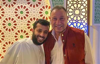 """""""إلى يمشى نجيب قده 100 مرة"""".. تركي آل الشيخ يكشف عن مكالمته مع الخطيب"""
