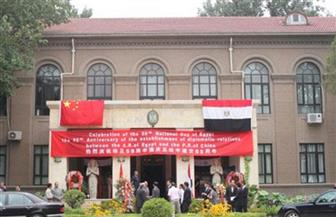 القنصلية المصرية في شانغهاي تخصص خطوطا ساخنة للمصريين المقيمين فيها
